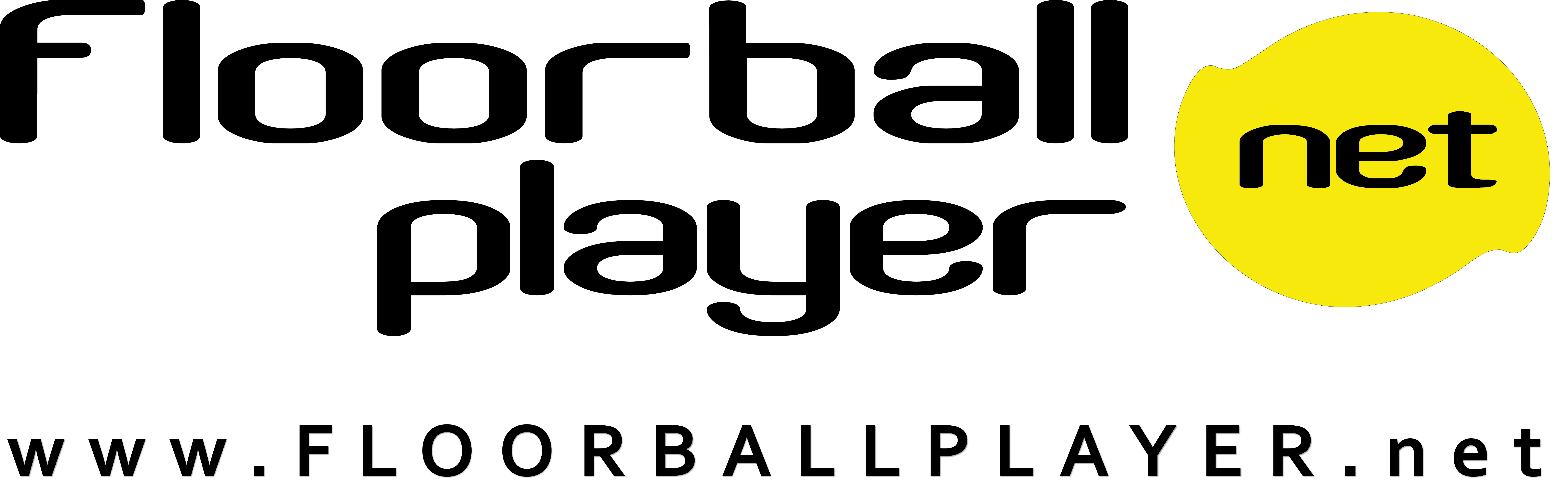 Floorball player