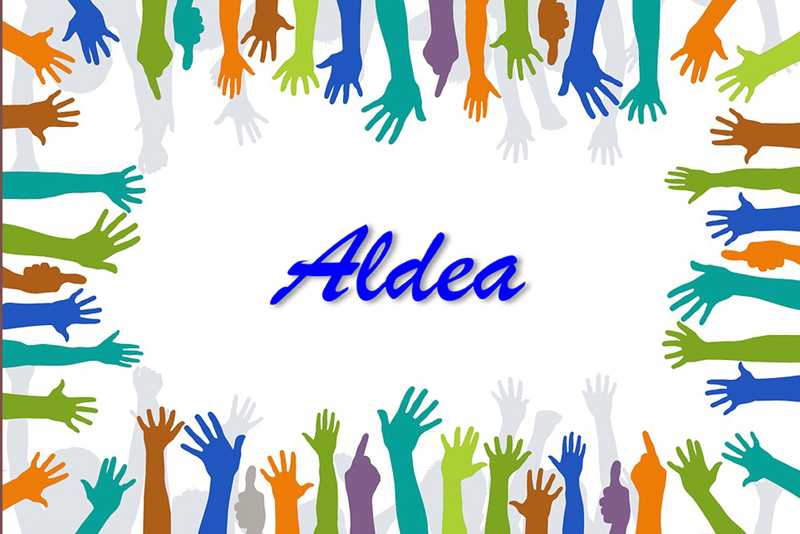 Agentura Aldea is helping us to communicate
