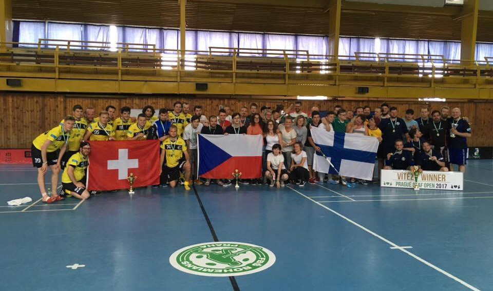 Prague Deaf Open 2017 je za námi